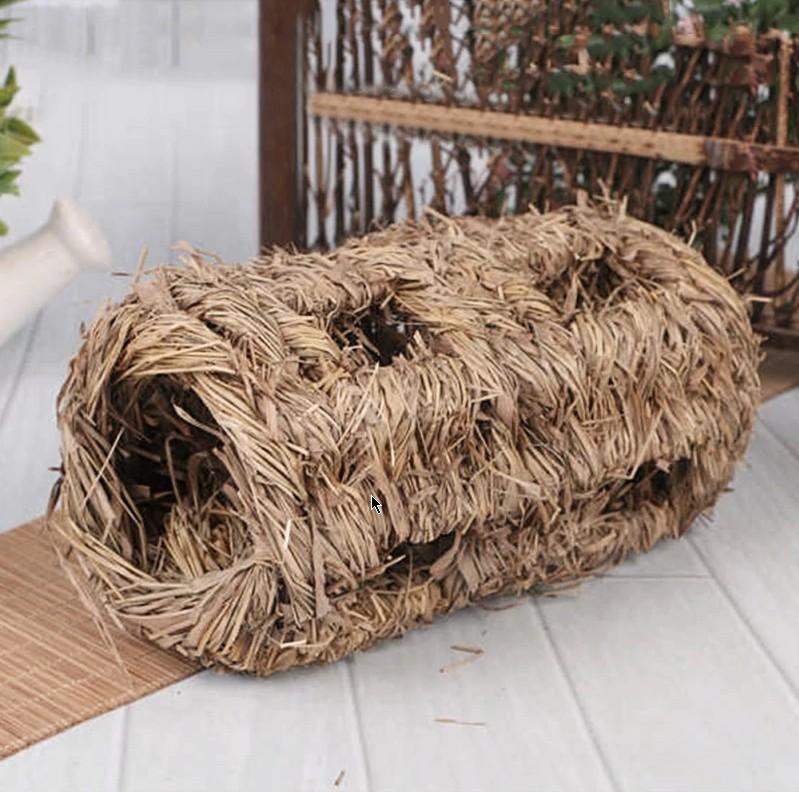 большое гнездо для джунгарика