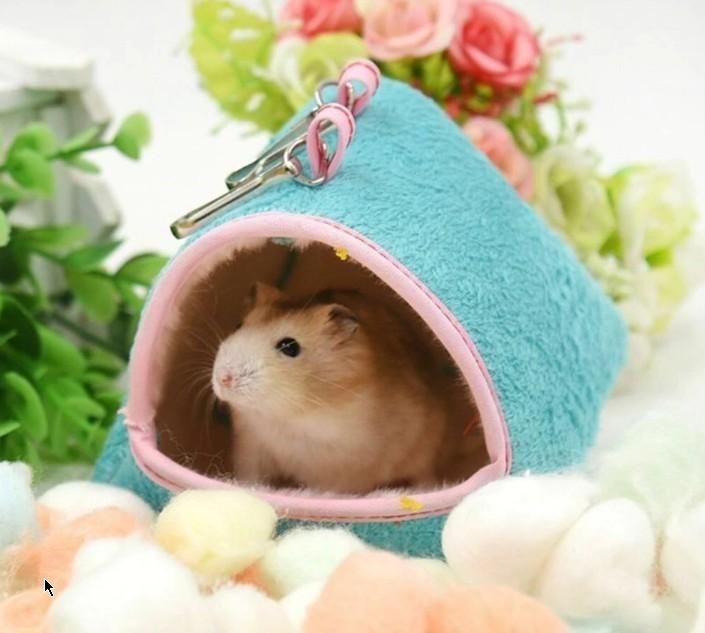 Купить подвесной домик для хомяка