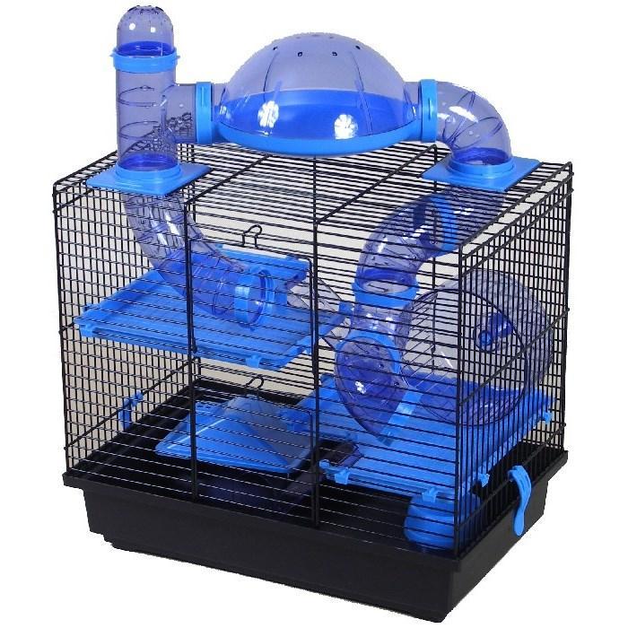 выбор клетки для хомячка
